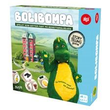 Bolibompa, Berättarspelet, Alga (SE)