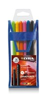 Lyra Graduate Fineliner 6-pack