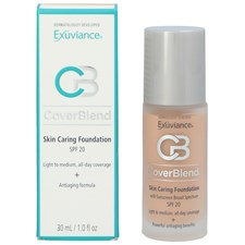 Exuviance Skin Caring Foundation SPF 20: True Beige 30ml