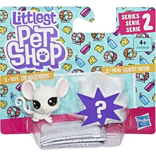 Zoe Housemouse Mini 2-Pack  Littlest Pet Shop - figurer & miniatyrer