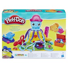 Cranky The Octopus, Play-Doh