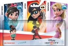 Disney Infinity Figurer (3-pack) - Girl Power