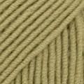 Merino Extra Fine Uni Colour Garn Merinoull 50 g Pistage (26) Drops