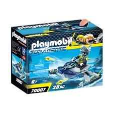 TEAM S.H.A.R.K. Raketflotte, Playmobil (70007)