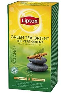 Teepussi LIPTON Green Tchae Orient (25 kpl)