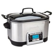 Crock-Pot Haudutuspata Multi Ajastimella 5.6 L Ruostumaton Teräs