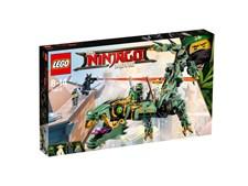 Gröna ninjans robotdrake, LEGO Ninjago (70612)