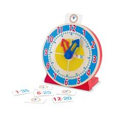 Turn and Tell Clock, Lär-klocka, Melissa & Doug