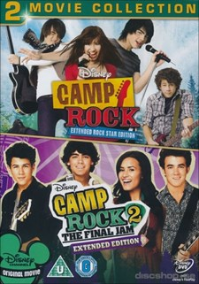 Camp Rock / Camp Rock 2: The Final Jam (2-disc)