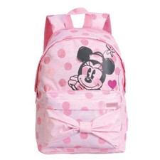 Ryggsäck Large, Minnie Mouse Rosa, Disney