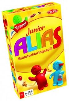 Alias Junior travel, Tactic