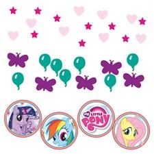 My Little Pony dekorationskonfetti