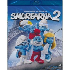 Smurfarna 2 (Blu-ray)