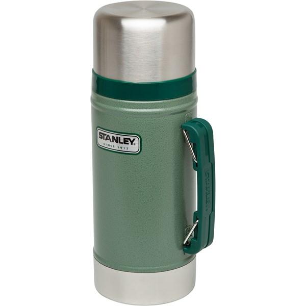 Stanley Classic Vacuum Mattermos 0.7L Grön (grønn) - termosar  kannor & karaffer