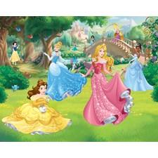 Disney Princess Väggtapet 3m, Walltastic