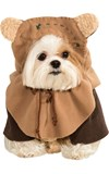 Star Wars Hunddräkt Ewok