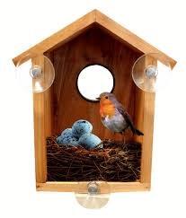 Birdwatcha, Fågelholk till fönster