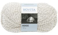 Novita Hohde Reflex Garn Garnmix 100g, vit 011