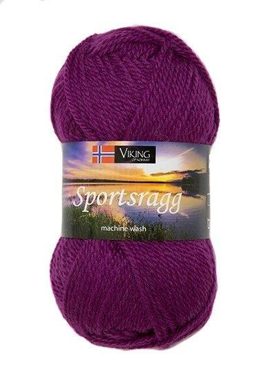 Viking of Norway Sportsragg 50 gr Lyng 569