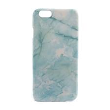 Puhelimen suojakuori harmaansininen marmori iPhone 6