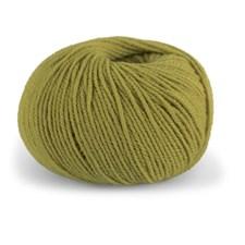 Dale Garn Pure Eco Wool Økologisk Ull Alpakka 50 g Vårgrønn 1223