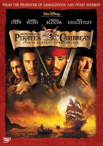 Pirates of the Caribbean 1  Svarta Pärlans Förbannelse  Disney