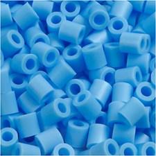 Putkihelmet, koko 5x5 mm, aukon koko 2,5 mm, 6000 kpl, sin.pastelli (23)