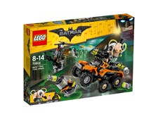 Bane attack med giftbilen, LEGO Batman Movie (70914)
