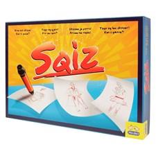 Sqiz, Spill (SE/FI/NO/DK)