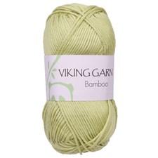 Viking of Norway Bamboo 50 gr vaaleanvihreä