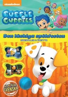 Bubble Guppies - Säsong 1: Vol 8 - Den läskiga spökfesten