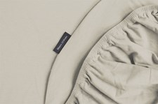 Marc O'Polo Jersey Dra-på lakan 90/100x200/220 cm Beige