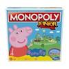 Monopol Junior Greta Gris Hasbro (SE/FI)