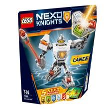 Taistelupukuinen Lance, Lego Nexo Knights (70366)