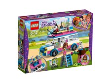 Olivias uppdragsfordon, LEGO Friends (41333)