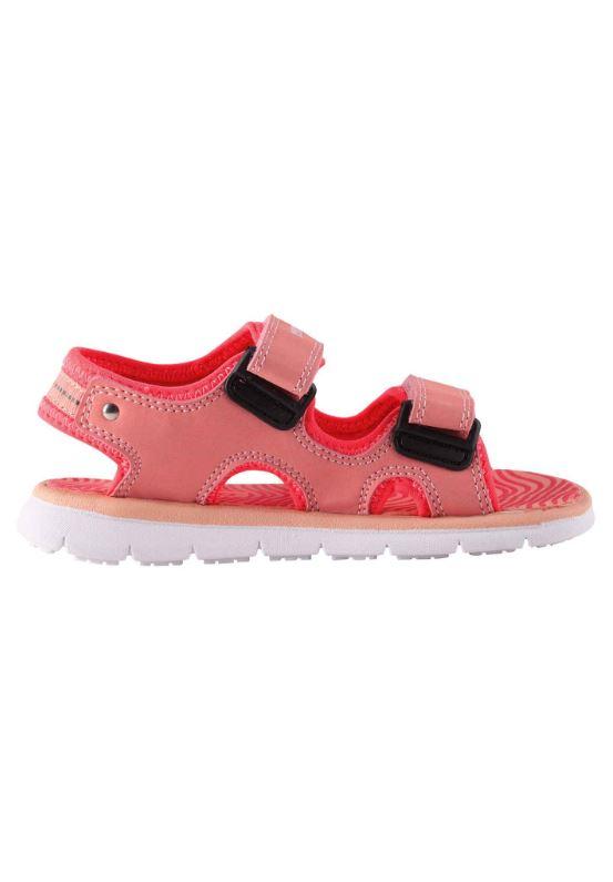 Reima Bungee Sandaalit Lapset, coral pink | Addnature.fi