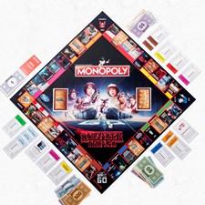 Stranger Things Monopol