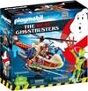 Venkman med helikopter, Playmobil Ghostbusters (9385)