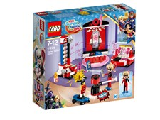 Harley Quinn sovrum, LEGO DC Super Hero Girls (41236)