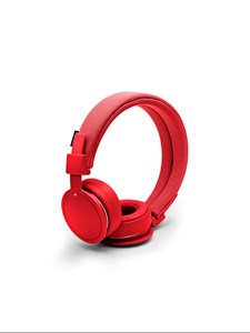 Hörlurar On-ear Bluetooth URBAN EARS PLATTAN ADV WIRELESS TOMATO