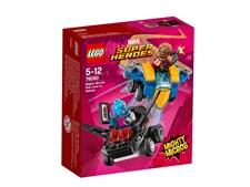 Mäktiga mikromodeller: Star-Lord vs. Nebula, LEGO Super Heroes (76090)