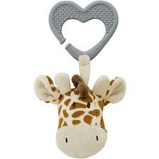Diinglisar Wild Bitleksak/Vagnhänge, Giraff, Teddykompaniet