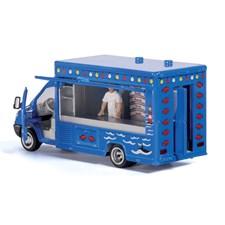Siku, Skåpbil med gatukök 1:50
