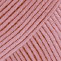 Drops Muskat Bomullsgarn 50g Ljusrosa (06)
