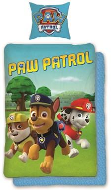 Bäddset 063, 150x210, Paw Patrol