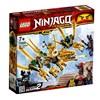 Den gyllene draken, LEGO NINJAGO (70666)