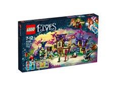 Magisk flukt fra trollenes landsby, LEGO Elves (41185)