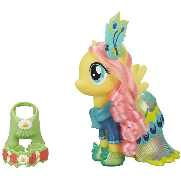 My little ponny gul  My Little Pony - figurer & miniatyrer