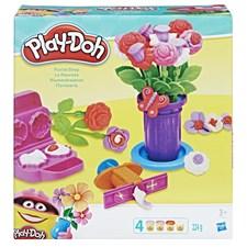 Trädgårdsset Blommor, Play-Doh