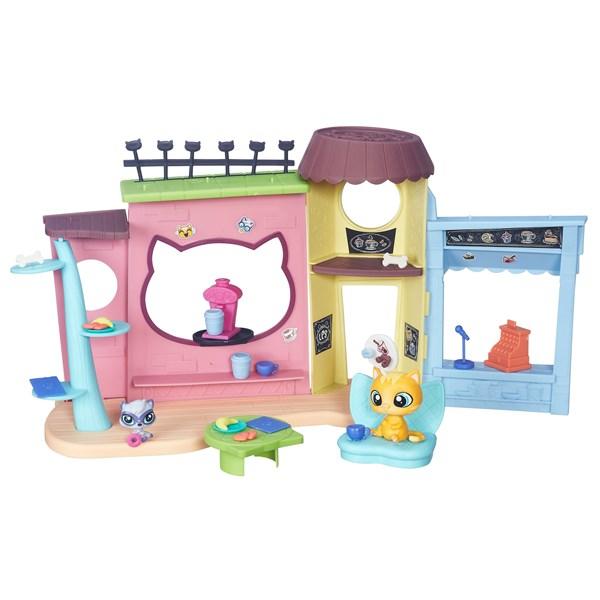 Smuk Coffee Shop, Littlest Pet Shop- figurer og lekesett   Adlibris PW-42